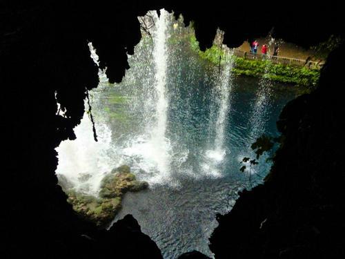 Водопады Дюден (Duden Selalesi) описание и фото