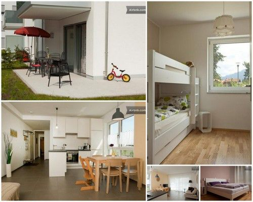 наши апартаменты в Фюссене