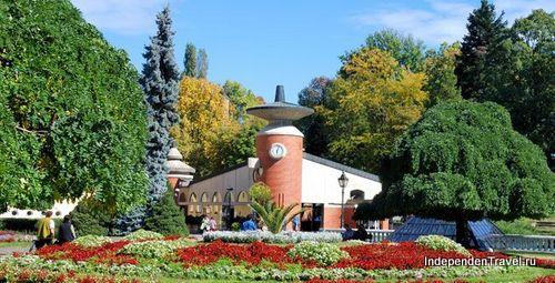 Термы во Врнячской Бане,  Сербия