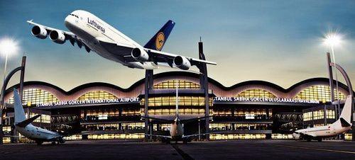 аэропорт Sabiha Gokcen