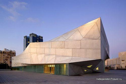 музей искусств, Тель-Авив