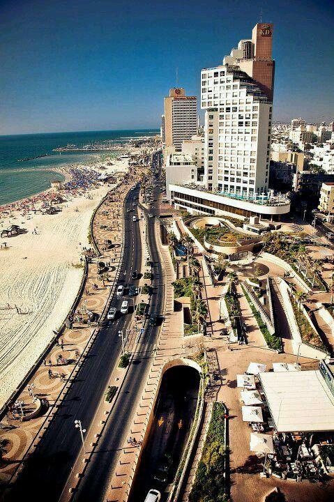 районы Тель-Авива