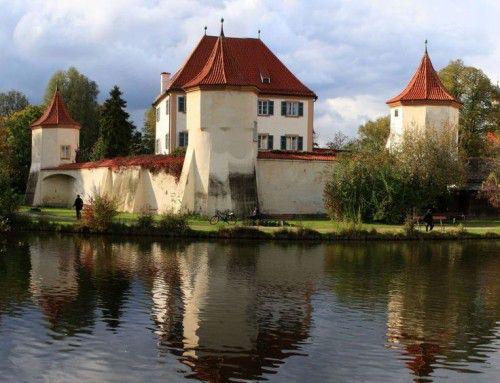 Дворец Блутенбург (Blutenburg)