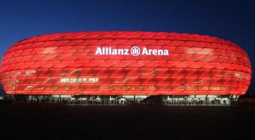 Альянц Арена, Мюнхен