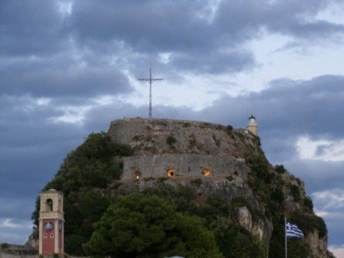 Старая Крепость, Корфу