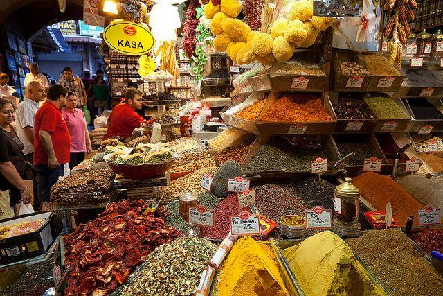 Рынок Специй (Египетский рынок)