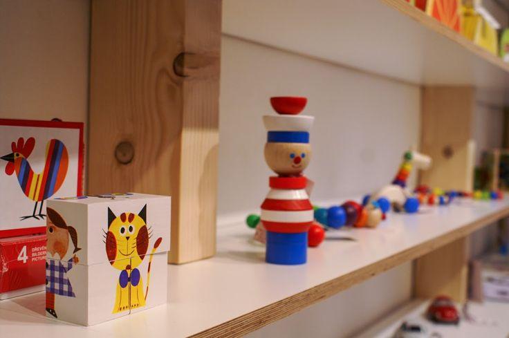 традиционные чешские игрушки