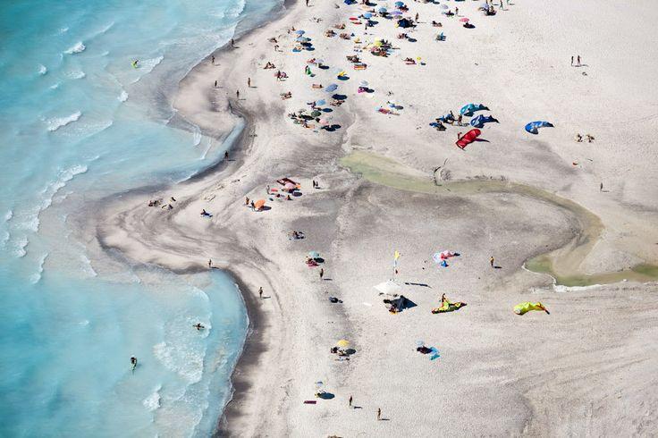 Белые пляжи Розиньяно Мариттимо
