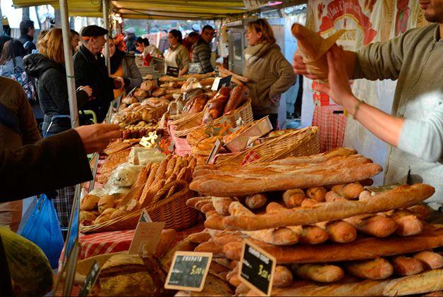 Marché Bastille