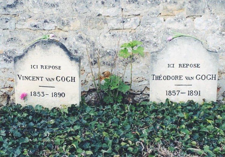 Могила Ван Гога и его брата