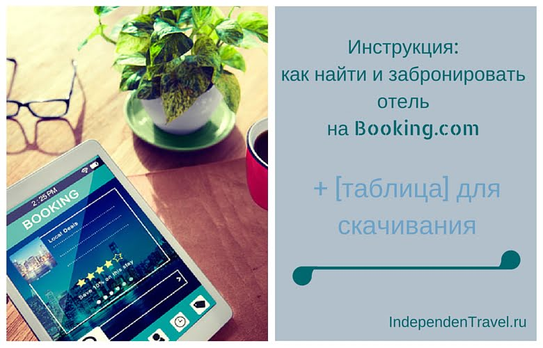 Букинг ком бронирование отелей онлайн