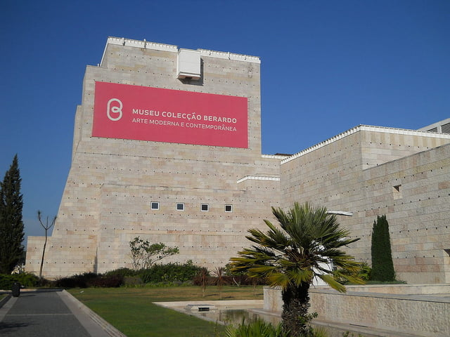 Museu colleccao berardo
