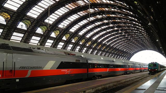 во флоренцию на поезде