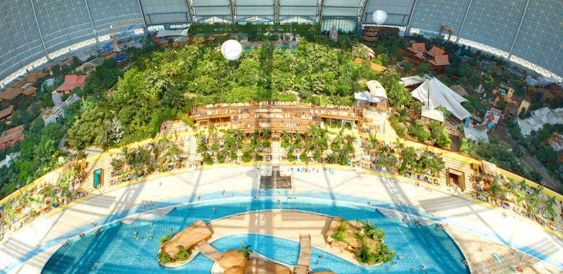 аквапарк в берлине