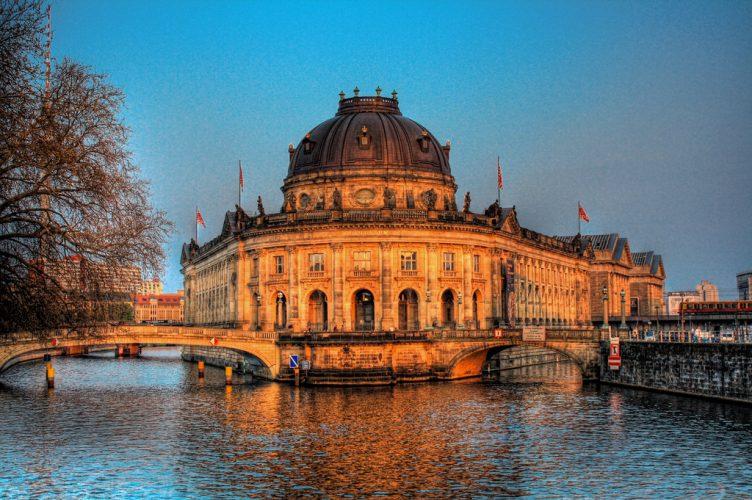 остров музеев в берлине