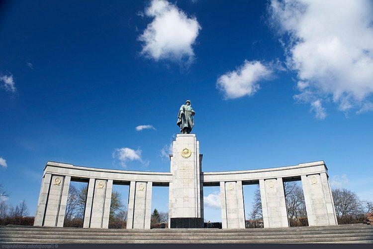 трептов парк в берлине