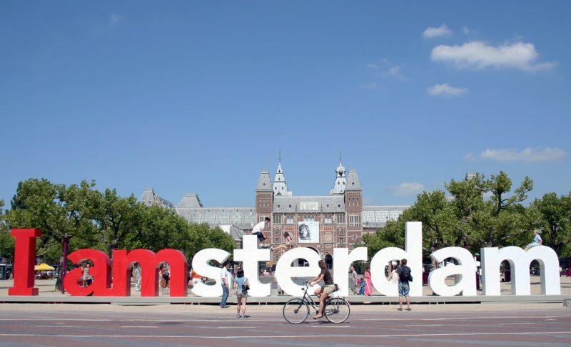 районы амстердама