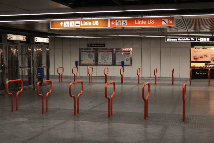 метро вены