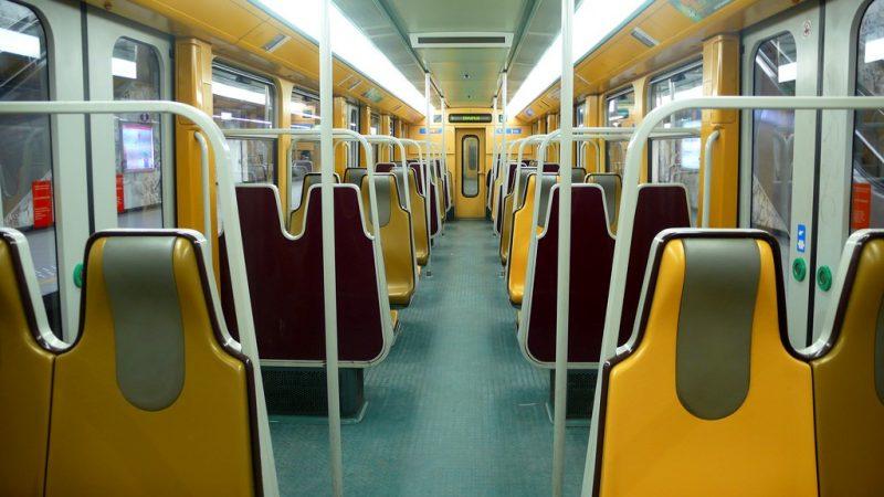 метро брюсселя