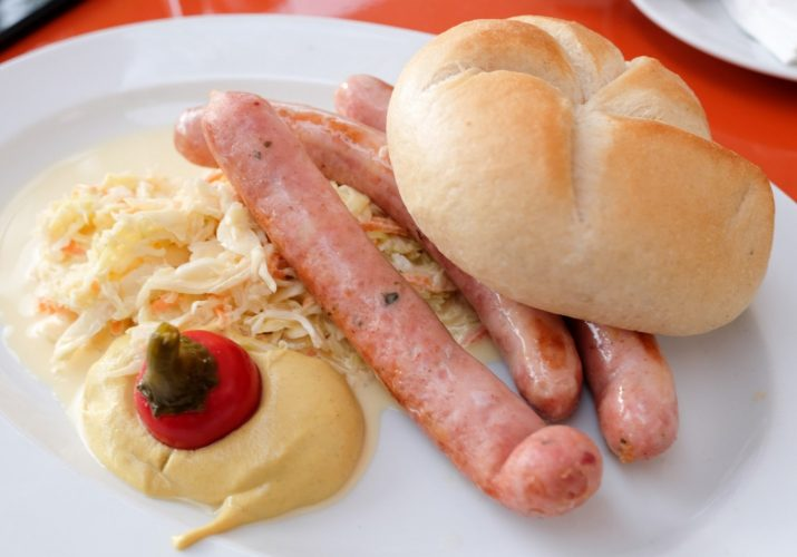еда в австрии