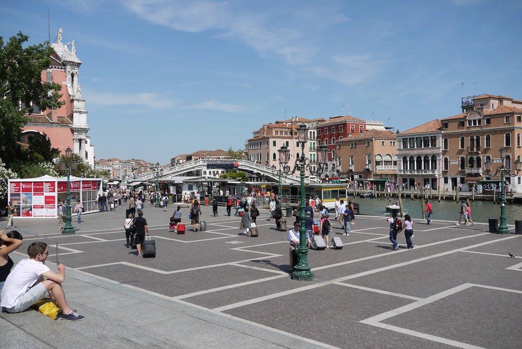 Stazione di Venezia Santa Lucia photo