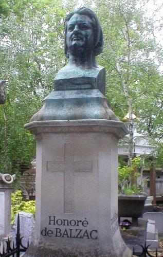 кладбище пер лашез в париже
