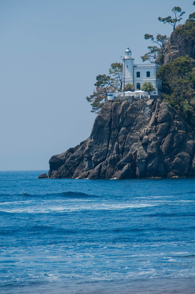 Portofino Lighthouse photo