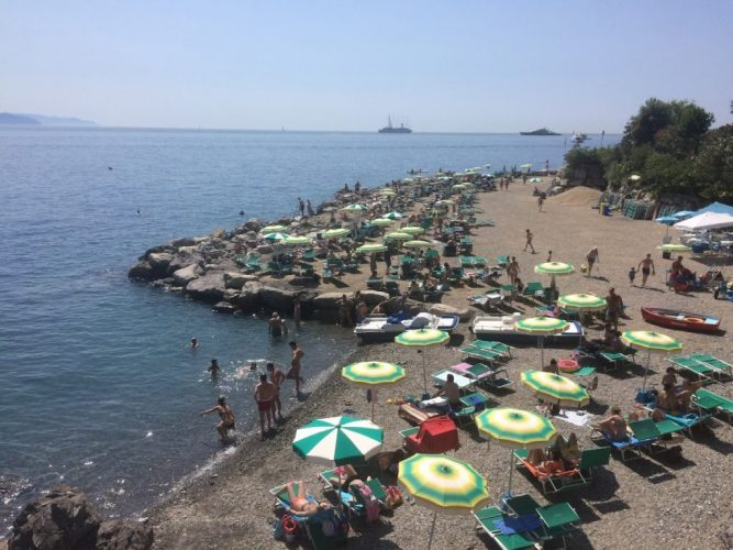 Пляжи в портофино 44
