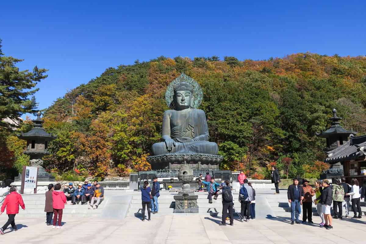 Будда в Сораксане