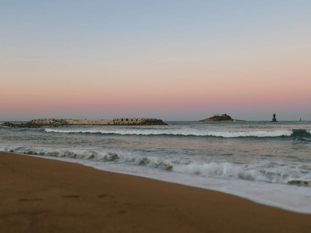 Пляж Сокчо