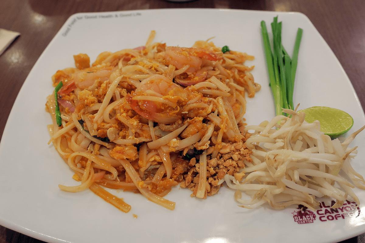 Pad Thai в Таиланде