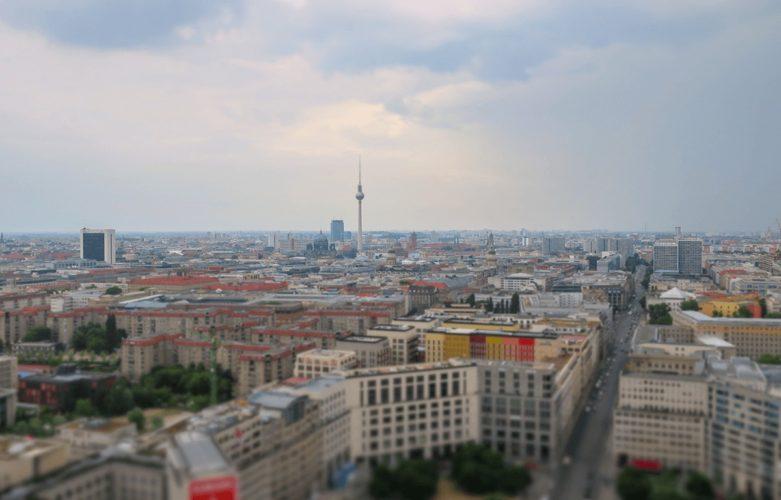 Районы Берлина
