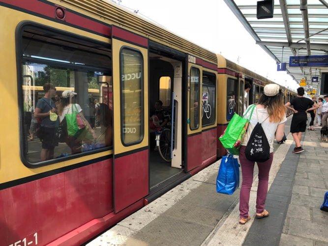 S-Bahn берлин