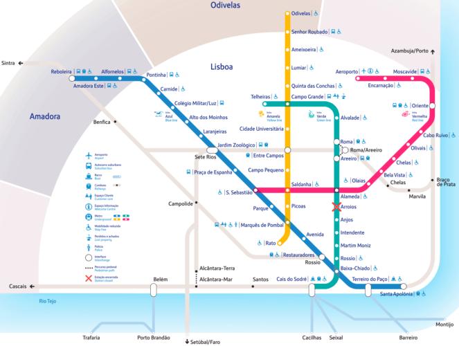 Схема мерло Лиссабона