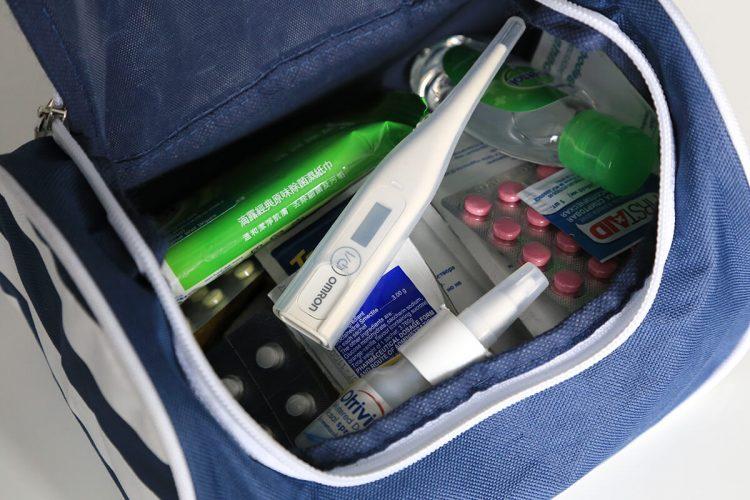 Аптечка для путешествий